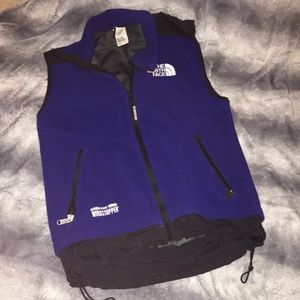 Men's North Face vest